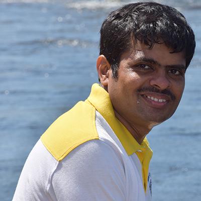 Nitin H P - Executive Director - Jain Heritage Centres