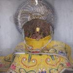 Goddess Chakreshwari, Sri Digambar Jain temple at Ranila.