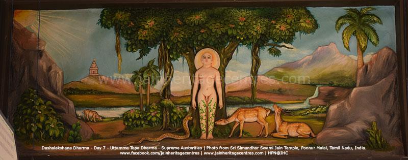 Uttama Tapa Dharma - Supreme Austerities or Penance