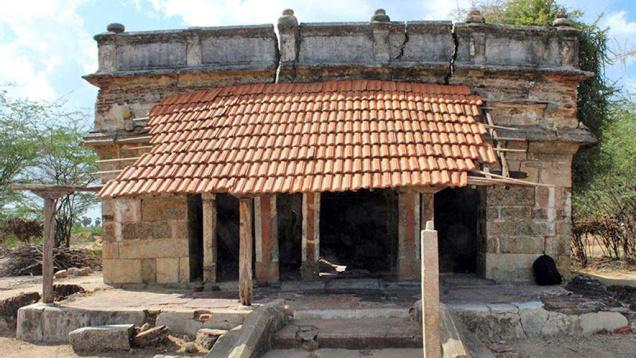 Amateur archaeologists find 9th century Jain temple