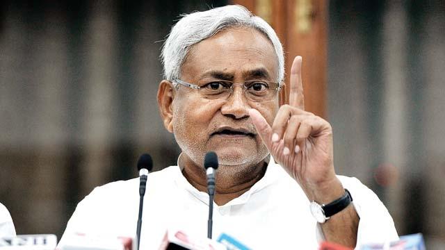 Bihar Chief Minister - Nitish Kumar