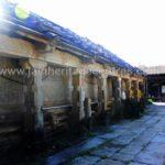 A view of Sri Parshwanath Digambar Jain temple, Sringeri.