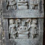 A Sallekhana memorial inscription at Sri Parshwanath Digambar Jain temple at Sringeri.