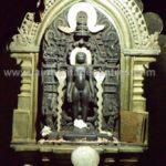 Main deity, idol of Tirthankar Parshwanath in Kayotsarga posture.