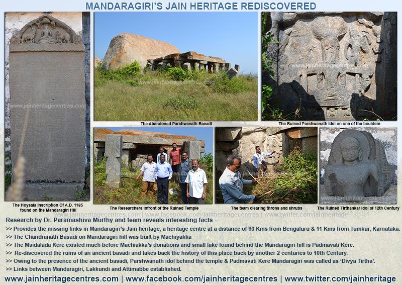 Mandaragiri's Jain Heritage Rediscovered