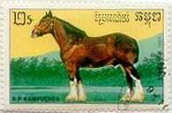 Horse - Symbol of 3rd Jain Tirthanakar Shambavanath