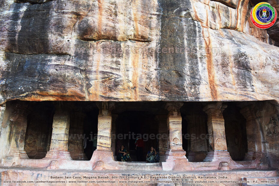 Bdami Jain Caves.