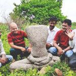 Telangana: 1,000-year-old disfigured Jain sculptures found